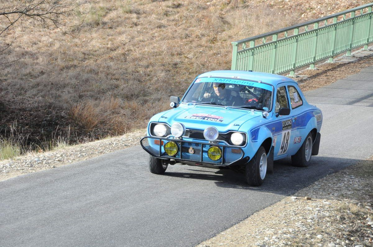 Xerxes Matten(GB)/Clifford Debono(MLT) Ford Escort RS 1600 1972