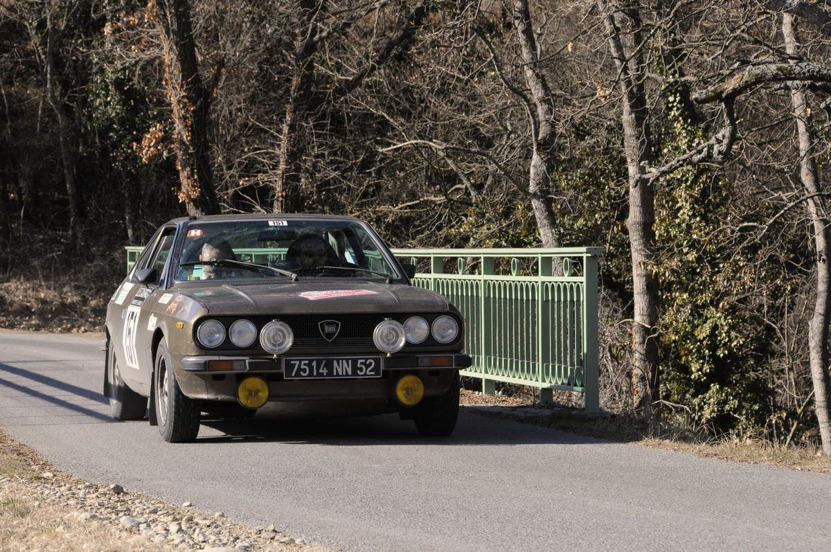 Pol Thiry(F)/Emmanuel Pont(F) Lancia Beta Coupé 2,0 1978 ..... Photo : R.S.