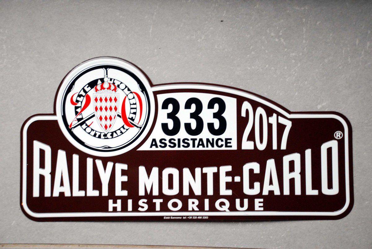 XXième Monte Carlo Historique 2017, 25 janv.-1ier févr..
