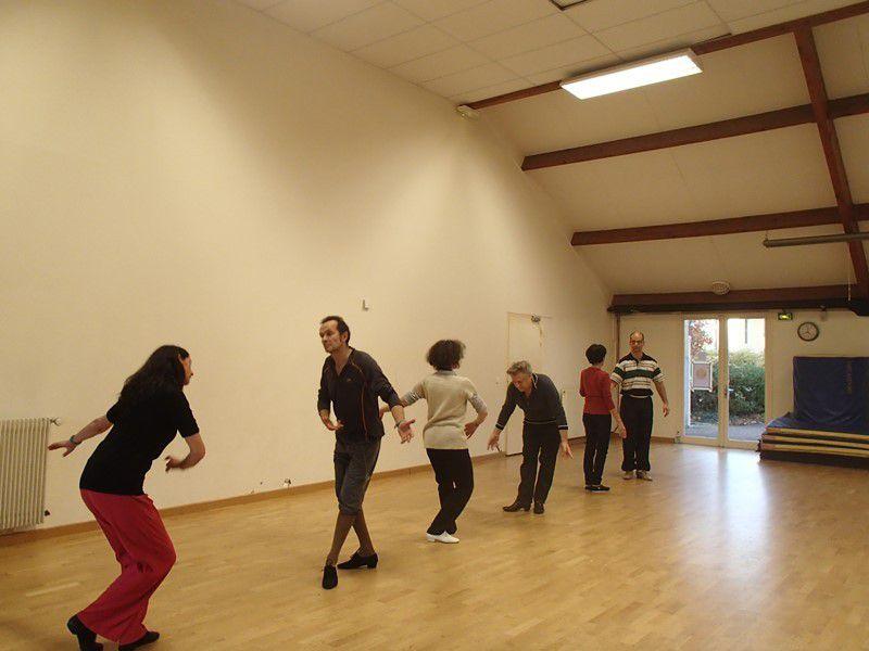 Cours de danse baroque à Versailles