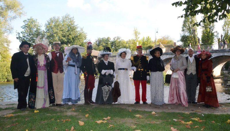 Le Bal de Versailles à Moret sur Loing
