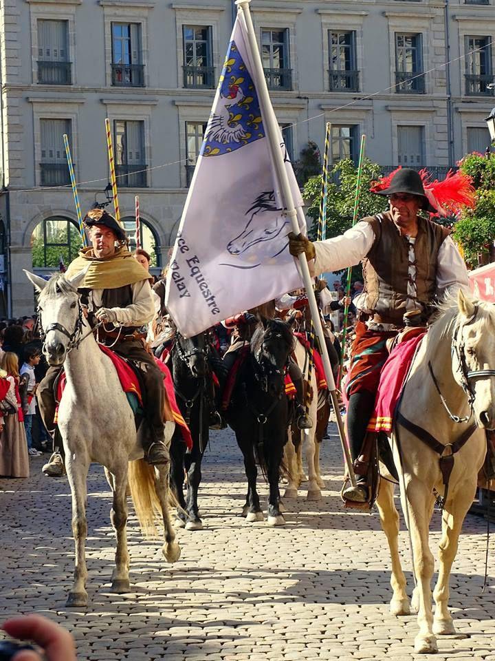 Le Bal de Versailles au  Puy en Velay