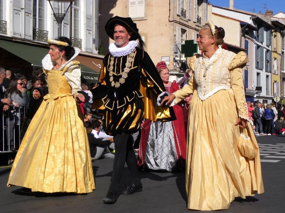 le Bal de Versailles au défilé