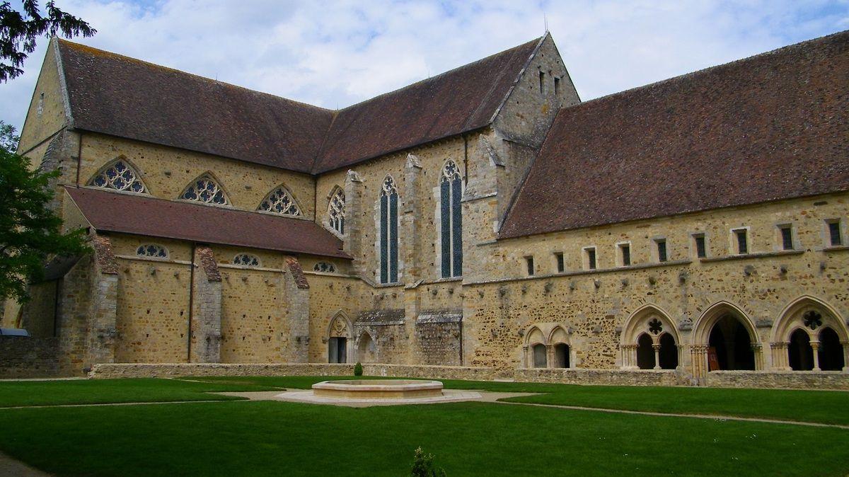 Abbaye de l'épau , le Mans