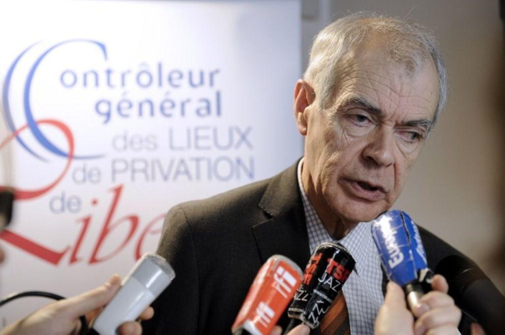 Jean-Marie Delarue, grand patron des prisons françaises de 2008 à 2014