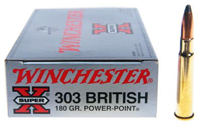 Le calibre .303 British et le fusil Enfield