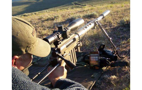 Le fusil de précision CheyTac M200 et le .408 (10.3×77 mm)