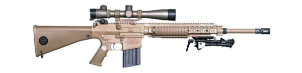 L'armée US remplace un de ses fusils sniper par le H&amp&#x3B;K G28