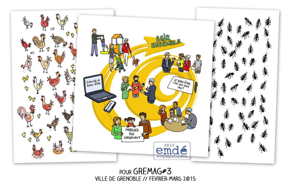 Illustrations pour GremaG #03