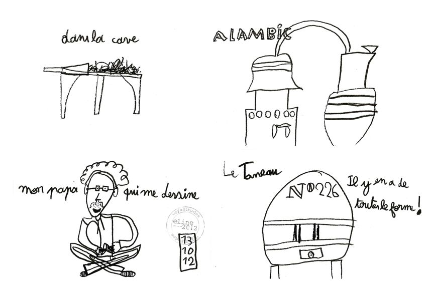 37e sketchcrawl à Voiron // emdé, 2012