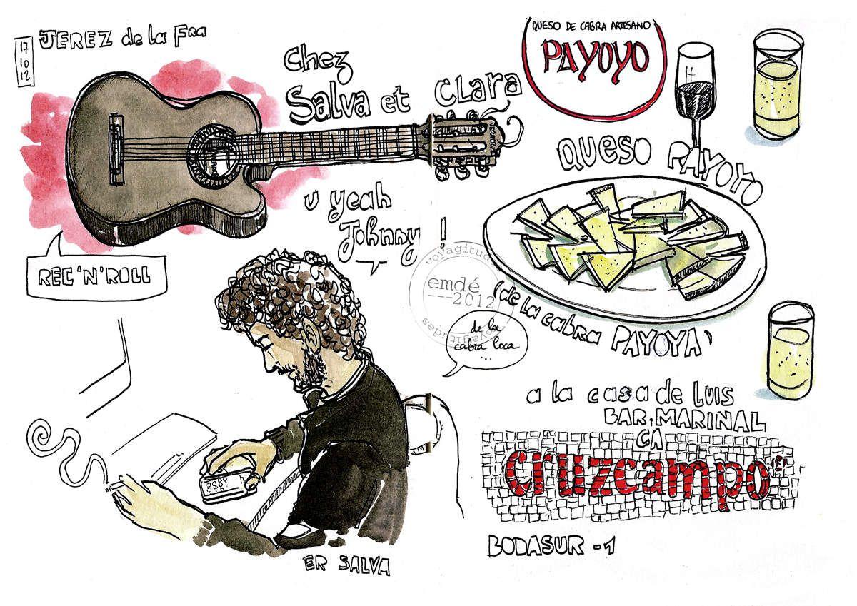 Murianette - Jerez - Murianette // emdé, 2012