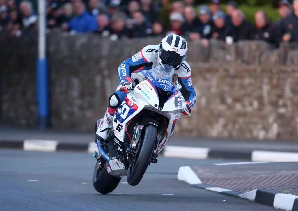 William Dunlop TT 2015 St Ninians