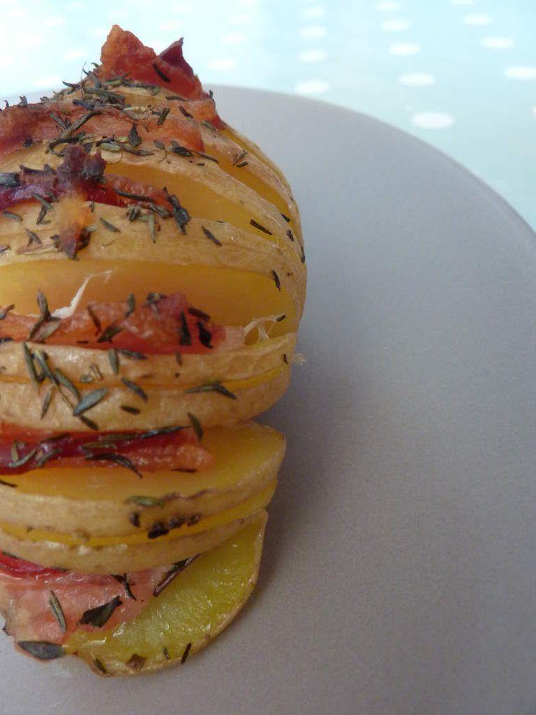 Pommes de terre façon Suedoise