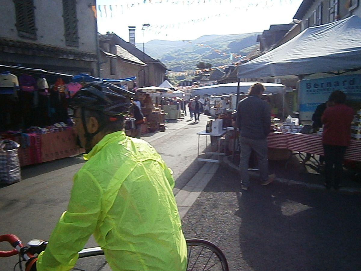 Séjour dans le Cantal
