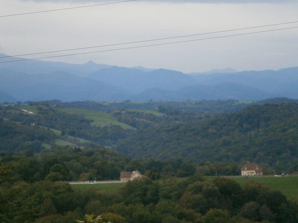 Jurançon : la randonnée des vignes