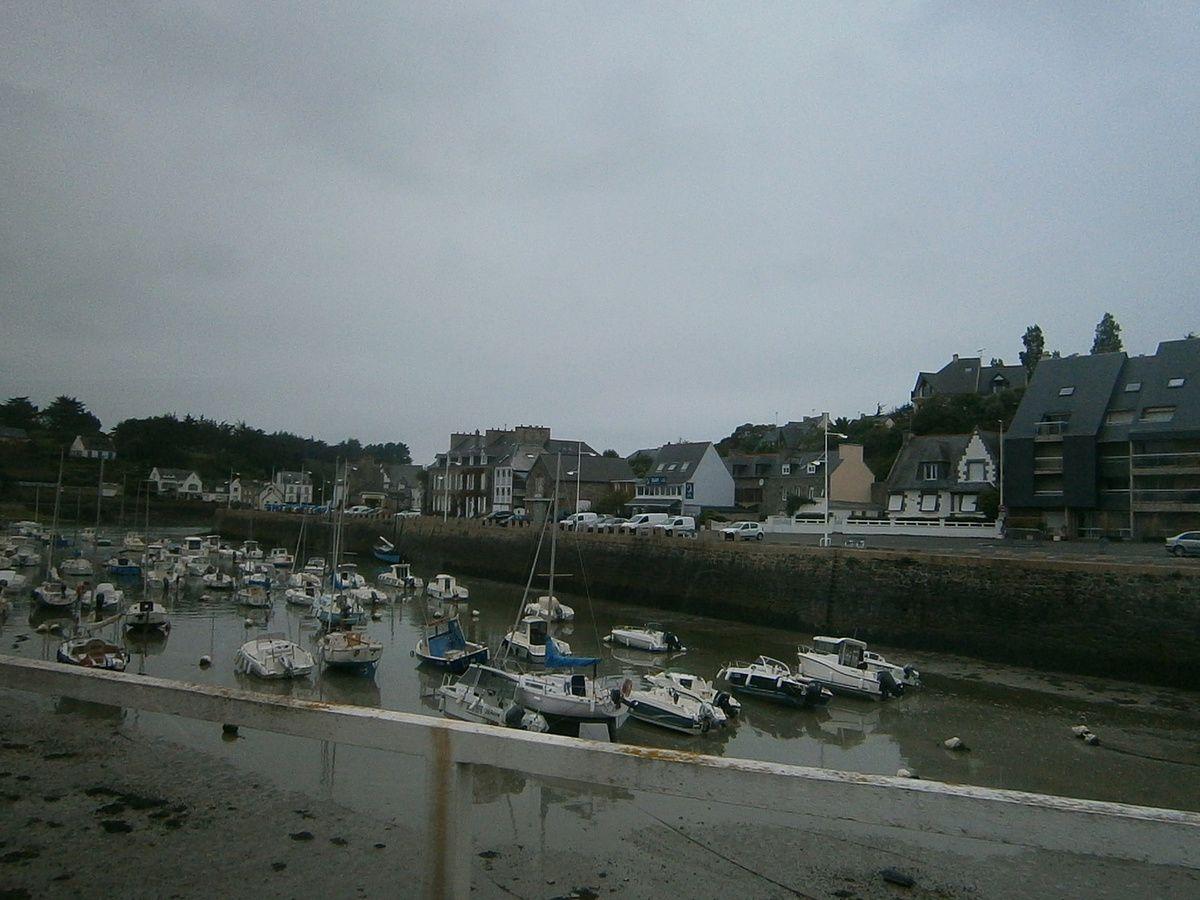 Fin d'une belle semaine . Trop courte pour vraiment visiter la Bretagne !!!