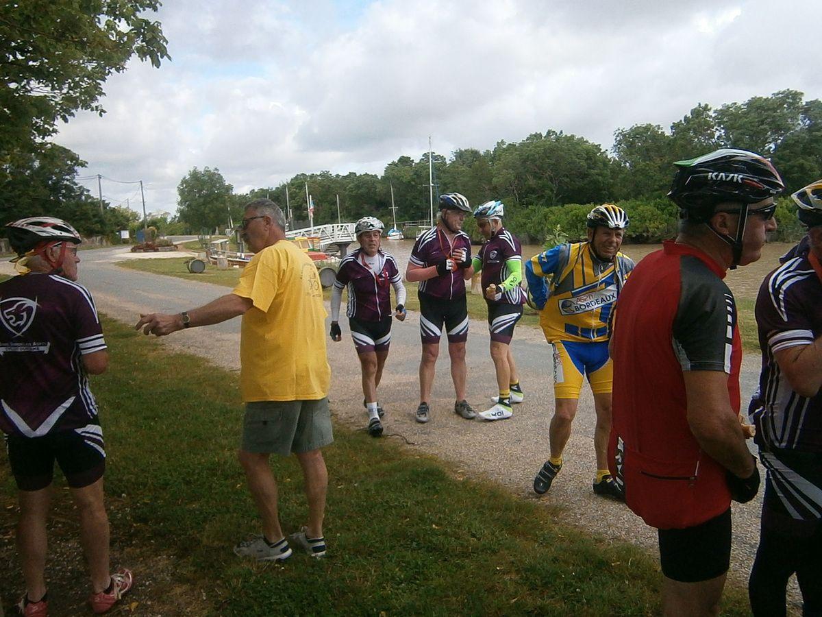 """Les cyclistes aiment l'effort mais ils aiment aussi la """" gamelle """""""