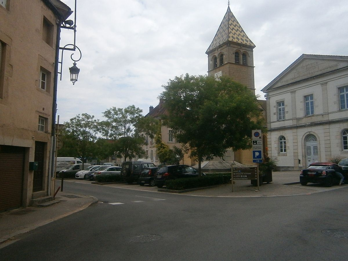 Semaine fédérale de Dijon