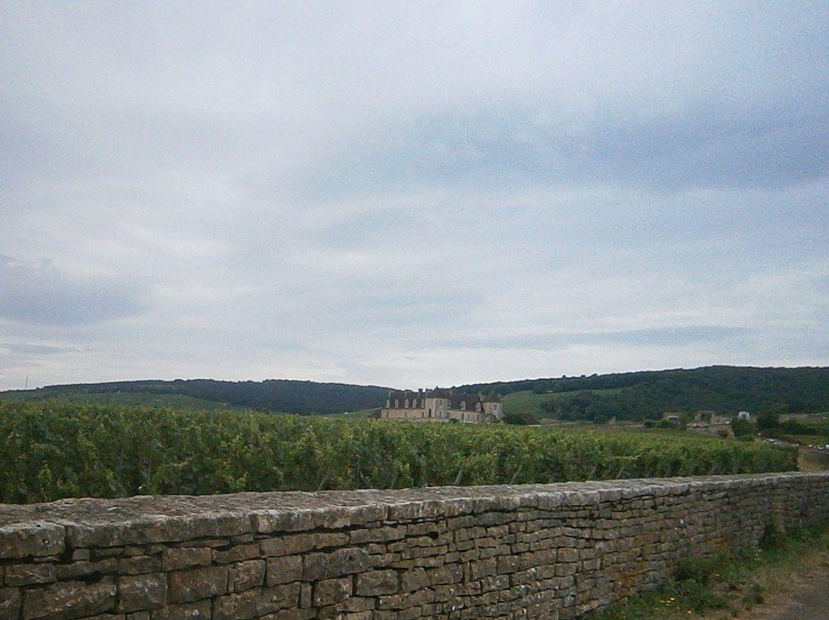 Les petits villages sont nichés au creux des côteaux .