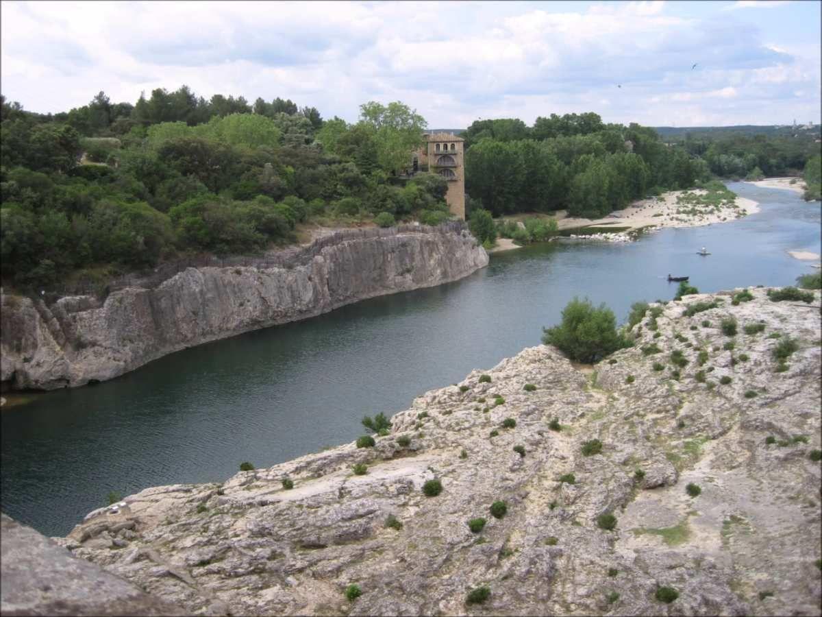 Le pont de Gard