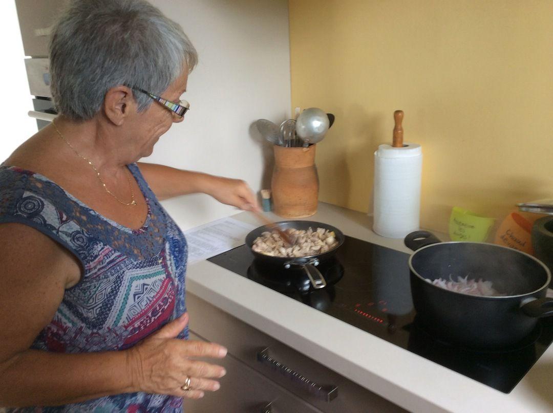 Pâté créole : recette livrée par une native de Cilaos !