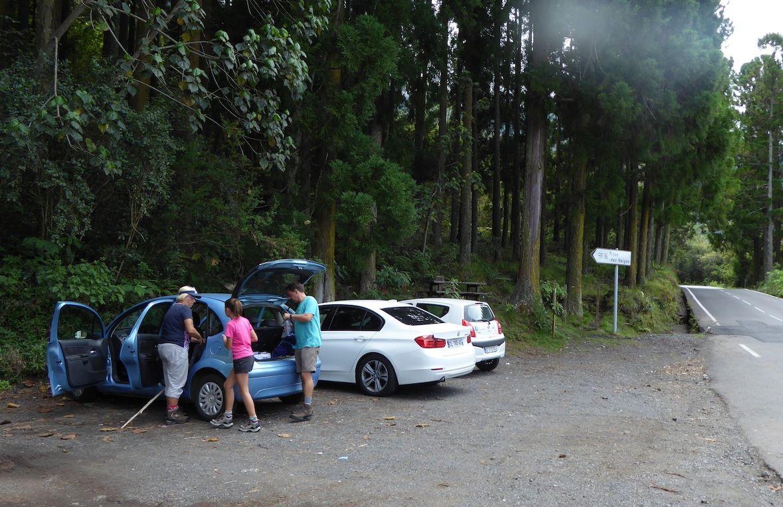 Du Bloc de Cilaos au refuge de la Caverne Dufour