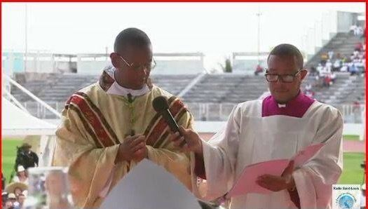 L'ORDINATION DE MGR MACAIRE : LES VIDEOS