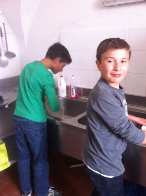 Incontournable vaisselle !