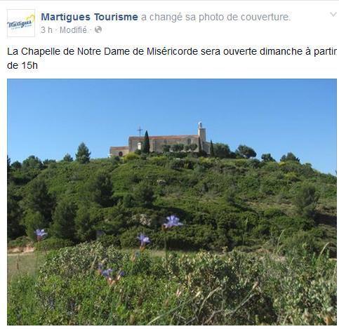 Office du Tourisme de Martigues.