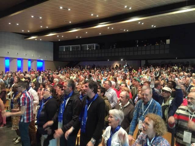 LA MISSION OUVRIERE : RENCONTRE NATIONALE A LOURDES