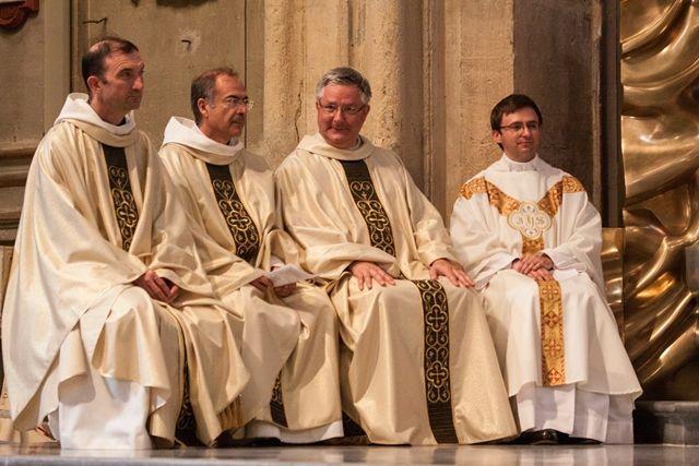 ORDINATION DE FRANCK DE MARC : TOUTES LES PHOTOS