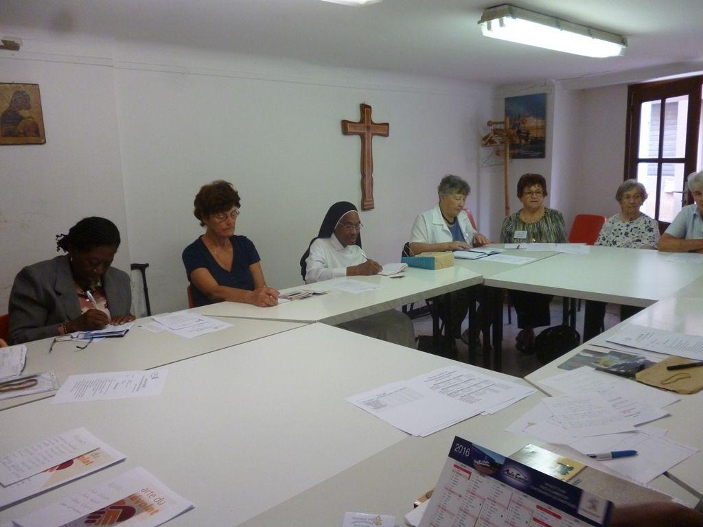 LE SERVICE EVANGELIQUE DES MALADES A FAIT SA RENTREE