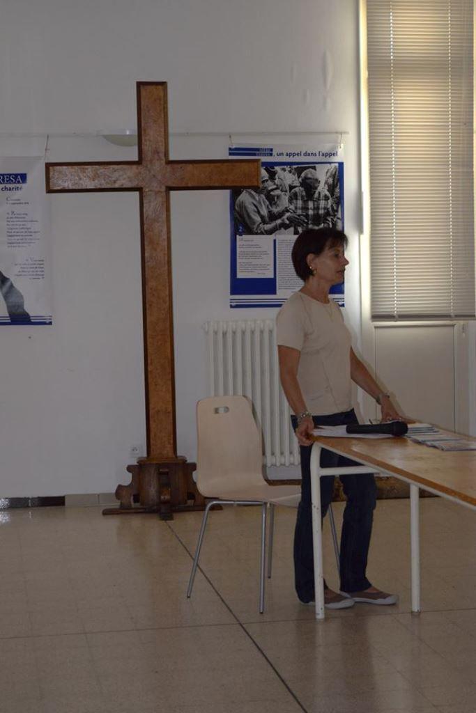 Conférence de Françoise Boyer, Exposition photographique d'Alain Espinosa et dégustation de thé
