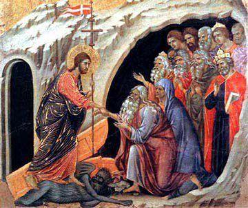 Homélie du Père Benoît Delabre pour la Commémoration des fidèles défunts