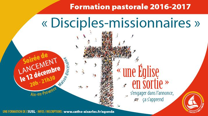 disciples missionnaires une glise en sortie paroisse de martigues. Black Bedroom Furniture Sets. Home Design Ideas