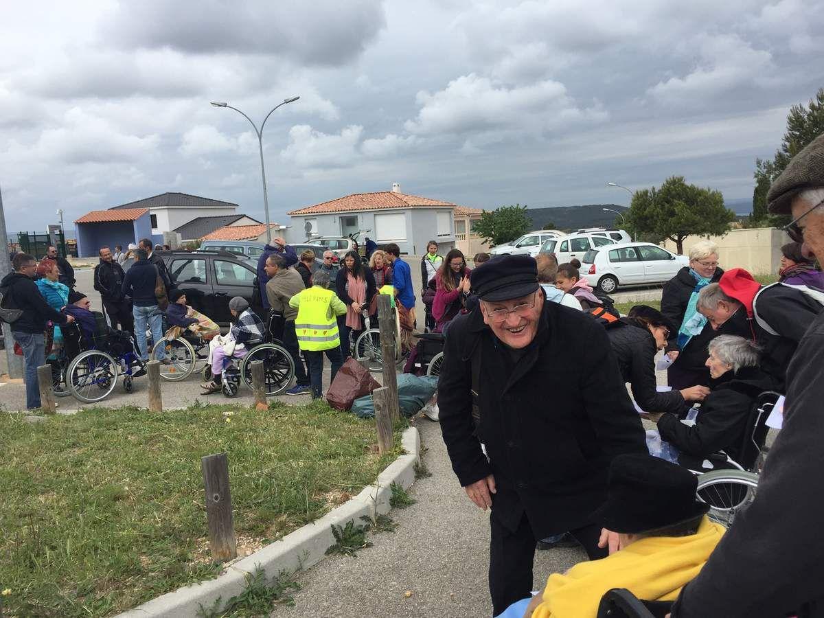 GRAND PÈLERINAGE DES MALADES À MARTIGUES