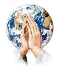 PRIERE UNIVERSELLE DU DIMANCHE 7 MAI