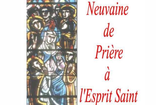 NEUVAINE A L'ESPRIT SAINT : DEUXIEME JOUR