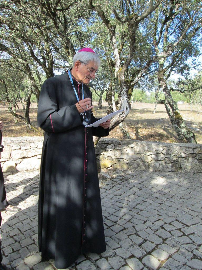 """""""Elle nous a demandé de prier pour la Paix, pour la fin de la guerre."""" (Soeur Lucie, mémoires) Marie vient nous redire combien notre prière est capable de transformer ce monde."""