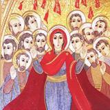 PRIER MARIE DANS LA BIBLE : AVEC MARIE