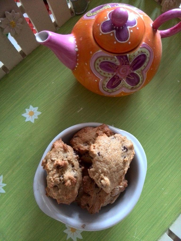 cookies au beurre de cacahuette et pépites de chocolat version 2