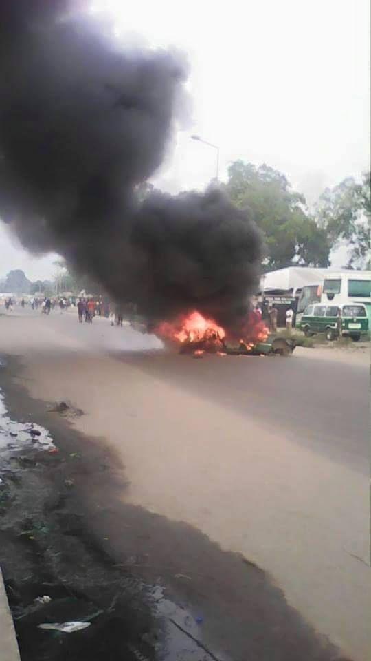 CONGO/URGENT : LE REPORT DU BAC EN AOUT PROVOQUE LA REVOLTE DES JEUNES DANS TOUT LE PAYS