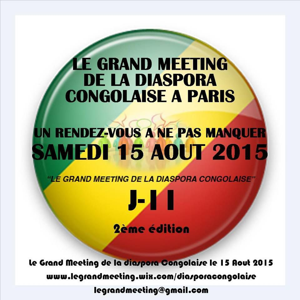 15 AOUT 2015 : LE GRAND MEETING DE PARIS, DEUXIEME EDITION