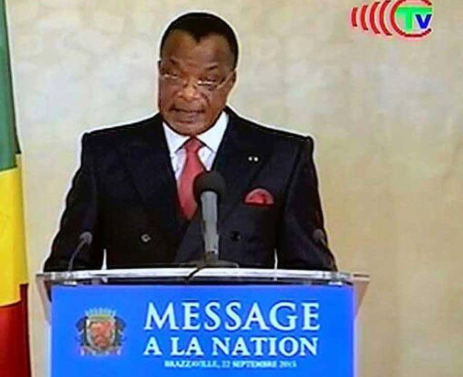 COUP D'ETAT CONSTITUTIONNEL : LE MESSAGE A LA NATION QUI LE MET EN ORBITE