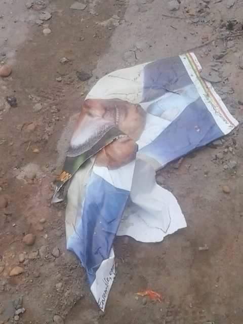 La preuve en images que la campagne de Denis Sassou Nguesso se passe bien...