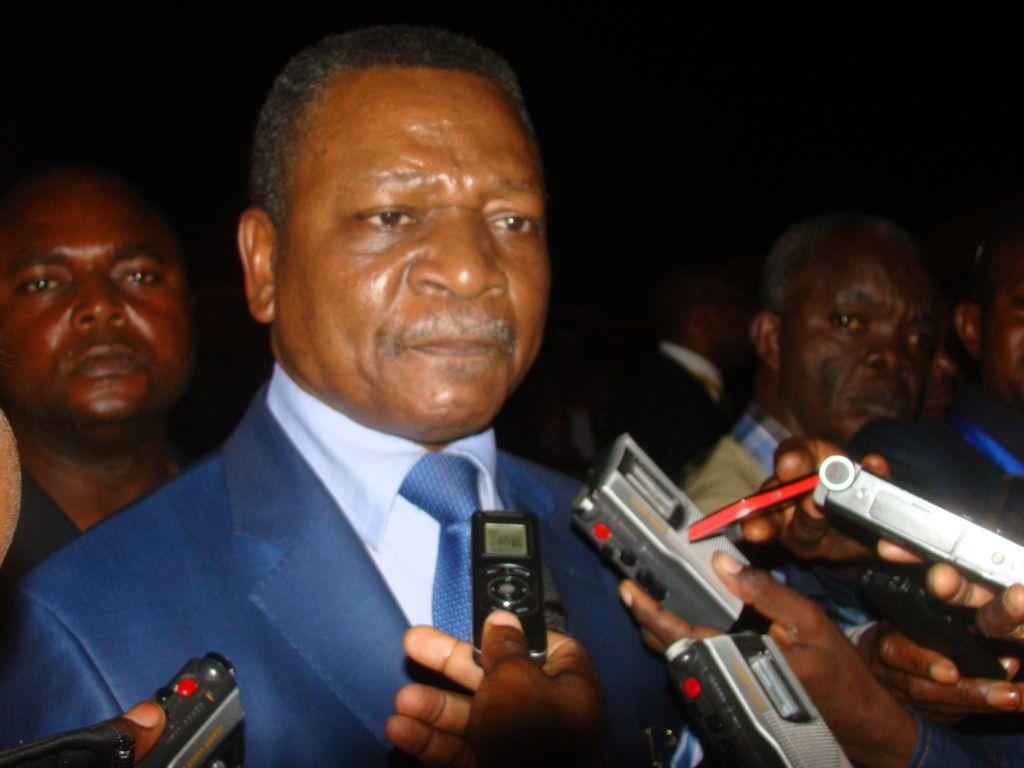 Joseph Kignoumbi Kia Mboungou, l'éternel second à l'élection présidentielle depuis le retour de Denis Sassou Nguesso aux affaires louches de la république.
