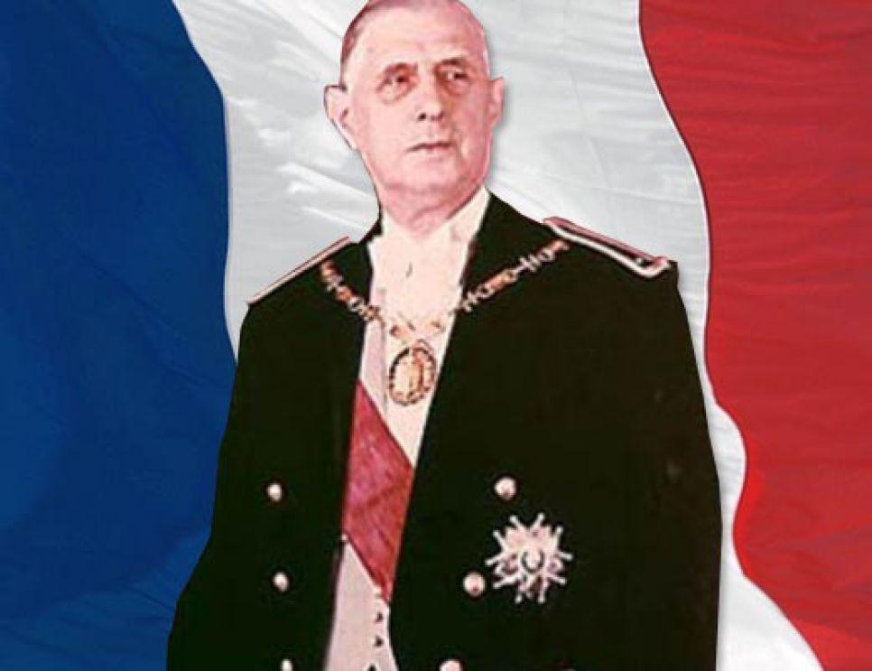 FRANCE/AFFAIRE MBAOU : D'APRES LE GOUVERNEMENT FRANCAIS, &quot&#x3B;LE GENERAL DE GAULLE ÉTAIT UN GRAND TERRORISTE &quot&#x3B; PAR DAVY ALBANO