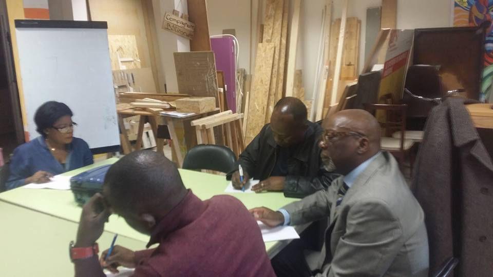 LE MOUVEMENT REPUBLICAIN POUR LA LIBERATION DU CONGO (MRLC) A SON PORTE-PAROLE : LE LION DE MAKANDA