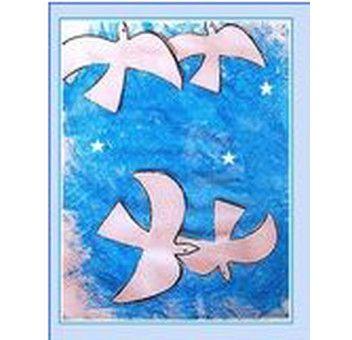 Oiseaux, Georges Braque