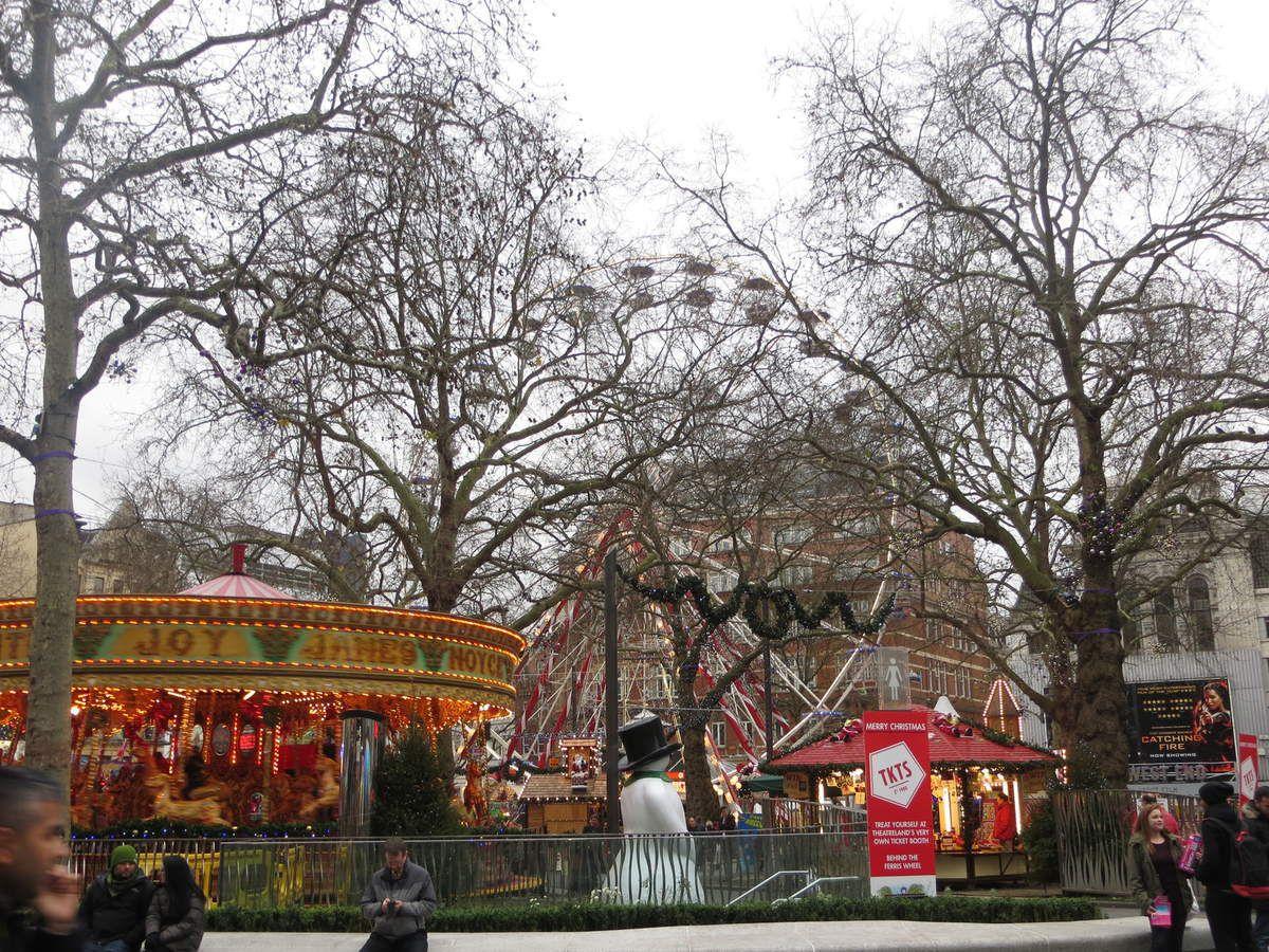 Album - Londres 18 décembre 2013